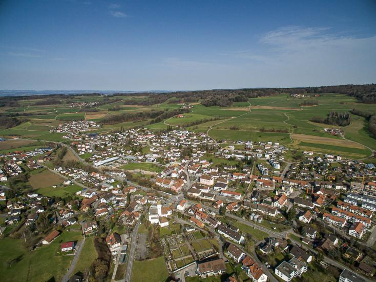 Übersicht der Gemeinde Lengnau